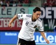 Mesut Özil is under immense pressure in Germany to perfom. @Steindy
