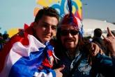 Italia Costa Rica fans