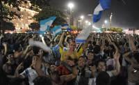 Argentinos no brasil