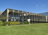 Justice Palace, Brasilia. Image: Alec Herron